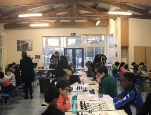 4th Epsom Chess Club Junior Bonanza